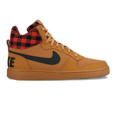 350303b58c6 Nike Court Borough Mid Premium Men s Basketball Shoes