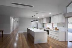 Kitchen layout & lighting