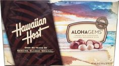 Hawaiian Host Aloha Gems, Chocolate Covered Premium Whole Macadamias - http://mygourmetgifts.com/hawaiian-host-aloha-gems-chocolate-covered-premium-whole-macadamias/