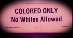 Whites Banned From Cafe Designated As Nonwhite 'Sanctuary'