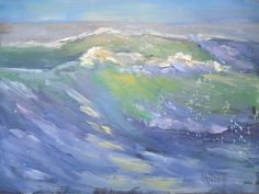"""Seascape Artists International: Small Seascape 