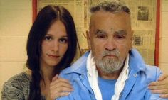 Charles Manson's fiancée 'only wanted to marry him so she could put his corpse on display in a glass coffin after he died' #DailyMail