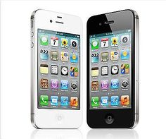 cell-phones: Apple iPhone 4s 16GB Smartphone AT&T Factory Unlocked   #iPhone - Apple iPhone 4s 16GB Smartphone AT&T Factory Unlocked  ...