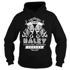 Cool TeeForHaley  Team Haley  New Cool Haley Name Shirt  T-Shirts