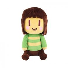 NEW ARRIVAL JOYISTOYS! VERY CUTE CHARA PLUSH 20CM -CH1 - Great Gifts for Christmas or Birthdays