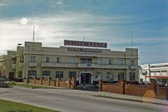 Hotel Sydenham Port Elizabeth South Africa, Main Street, Street View, Art Deco Hotel, Honeymoon Night, Historical Pictures, Good Old, Mansions, Architecture