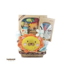 Holabebe Baby Hamper (HG008) - Gift Hampers - Baby & Kids - Personalised Gifts Marketplace