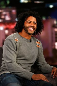 Daveed Diggs on 'Jimmy Kimmel Live' (September 28, 2016)