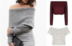 Try This Trend: Sassy Off-the-Shoulder Tops