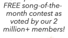 """March's TC Music """"Song of the Month"""" contest is off and running!"""