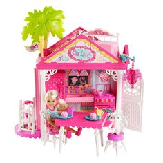 "Barbie Chelsea Doll and Clubhouse Playset - Mattel - Toys ""R"" Us"