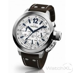 TW Steel CE1007 CEO Collection Chrono watch 45mm