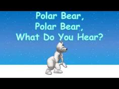 Polar Bear Polar Bear What Do You Hear? John Archambault & David Plummer Chicka Chicka Boom Boom Series Volume Two - Dance and Sing With John & David