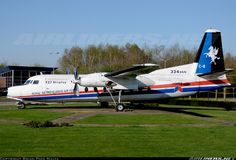 Fokker F-27-300M Troopship aircraft picture
