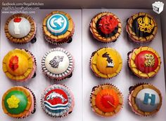 Game of Thrones Cupcakes for Khristian | The Regali Kitchen
