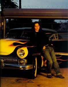 Johnny Depp, photographed by Karen Hardy Bystedt, 1993 Young Johnny Depp, Johnny Depp Movies, Hot Actors, Actors & Actresses, Jhoni Deep, Pretty Men, Beautiful Men, The Hollywood Vampires, 21 Jump Street