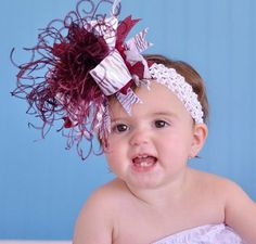 Posh hairbows | Over the Top Hair Bows