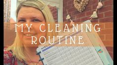 MY CLEANING ROUTINE | UK FAMILY OF 7