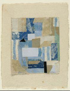 workman:  f0rtylegz: ~Anne Ryan~ Untitled #36 (1948)