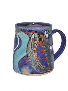large mug midnight blue  lea phillips