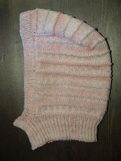 knit pullover hat for kids