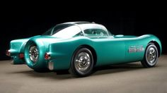 1954 Pontiac Bonneville Special Concept Car sold at auction in 2006 for three million .