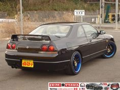 Nissan skyline GTS25T TYPE M SPEC II | JDM Ottawa Inc, Used JDM RHD Cars Imported from Japanese Auctions & Dealers for sale.