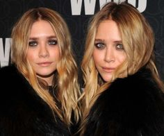 Reader question: I wanna look like an Olsen twin. No really—how do I copy their tousled hair and signature smoky eyes