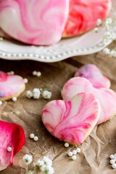 Heart Cookies    Sugar Spun Run