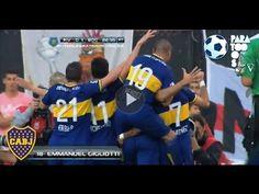 Boca le ganó a River 1-0 con gol de Gigliotti - Dale un ''Me gusta'' si te pone feliz el resultado. http://www.diarioveloz.com/c106135
