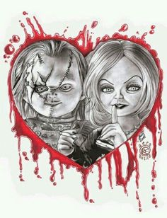 Chucky and Tiffany ❤ - StoNer GirL 420 - Google+