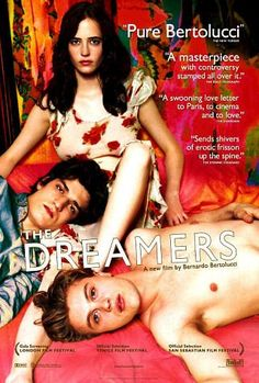 "The Dreamers / ""It makes films like crimes, and directors like criminals."""