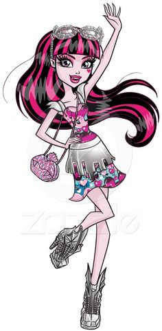 Monster High Boo York Draculaura