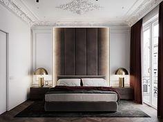 Home Remodel Do It Yourself .Home Remodel Do It Yourself Dream Master Bedroom, Master Bedroom Interior, Modern Bedroom, Home Room Design, Bed Design, Luxury Interior, Interior Design, Ideas Dormitorios, Neoclassical Interior