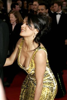 Salma Hayek during 2005 Cannes Film Festival 'Broken Flowers' Premiere in Cannes France Salma Hayek Hair, Salma Hayek Body, Salma Hayek Style, Beauty Full Girl, Beauty Women, Salma Hayek Pictures, Bollywood Actress Hot Photos, Most Beautiful Indian Actress, Glamour