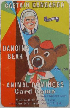 I loved Mr. Moose and Dancing Bear on Captain Kangaroo. Vintage Tv, Vintage Games, Childhood Games, Childhood Memories, Captain Kangaroo, Kids Tv, Old Tv Shows, Cartoon Tv, Indigenous Art