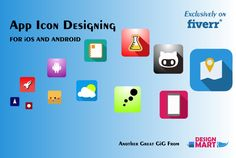 design APP Icons for ios or Android by designmart300