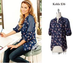 Lauren Conrad Kohl's collection. Love her clothes