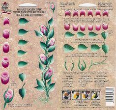 craftinhouse: Tutorial rosebuds