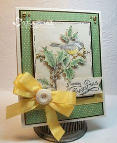 CC455.....A Merry Christmas by justcrazy - Cards and Paper Crafts at Splitcoaststampers