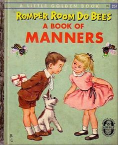 Vintage Johnstown: Book of Manners