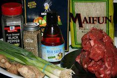 CrockPot Vietnamese Pho Soup Recipe