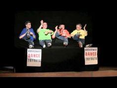 Eagleville Talent Show Short People - YouTube