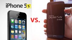 Who Wins? Samsung Galaxy s4 vs. Apple iPhone 5s?