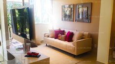 Apartamento 2 Quartos Decorado Terra Mundi Parque Cascavel - Sala