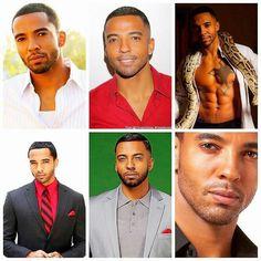 Gorgeous Black Men, Beautiful Men Faces, Beautiful Things, Christian Keyes, Glam House, Eye Candy Men, Michael B Jordan, Future Boyfriend, Dream Guy