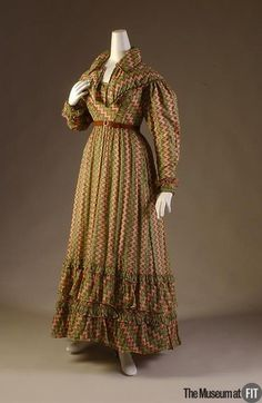 Afternoon Dress 1822 The Museum at FIT