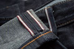red seal selvedge denim