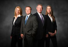 Corporate group shots