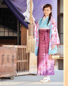 matching hakama with kimono - Google Search